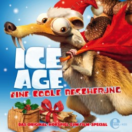 Ice Age - Eine coole Bescherung - Cover