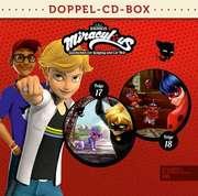 Miraculous Doppel-CD-Box 17/18