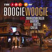 A, B,C & D Of Boogie Woogie: Live In Paris