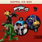 Miraculous Doppel-CD-Box 23/24