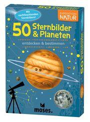 50 Sternbilder & Planeten entdecken & bestimmen - Cover