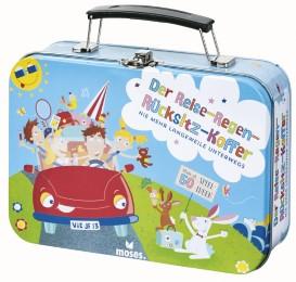 Der Reise-Regen-Rücksitz-Koffer - Cover