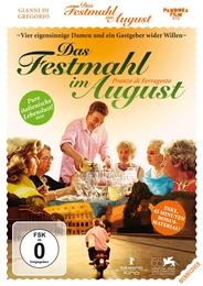Das Festmahl im August - Cover