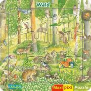 Maxi Pixi: Maxi-Pixi-Puzzle: Wald