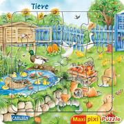 Maxi-Pixi-Puzzle: Tiere