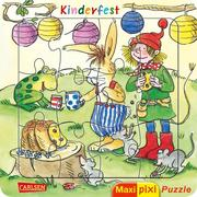 Maxi-Pixi-Puzzle: Kinderfest