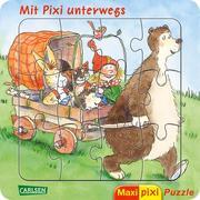 Maxi-Pixi-Puzzle VE 5: Mit Pixi unterwegs (5 Exemplare)