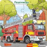Maxi-Pixi-Puzzle: Feuerwehr