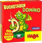 Maxi-Pixi-Spiel 'made by haba' VE 3: Buchstaben-Domino (3 Exemplare)