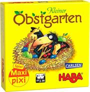 Maxi-Pixi-Spiel 'made by haba' VE 3: Obstgarten (3 Exemplare)