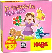 Maxi-Pixi-Spiel 'made by haba' VE 3: Prinzessin Mix Max (3 Exemplare)