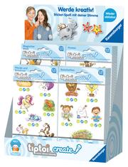 Verkaufs-Kassette 'tiptoi CREATE Sticker'