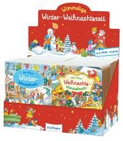 Winter-Weihnachts-Wimmelbox