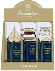 Lesezeichen mit Botschaft - BücherLiebe! - Cover