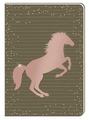 Notizhefte - I LOVE HORSES - DIN A5 - Cover