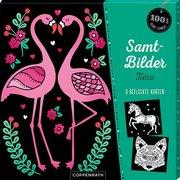 Samt-Bilder Tiere - Cover
