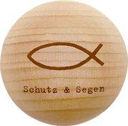 Holz-Handschmeichler - Schutz & Segen - Cover