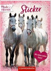 Pferdefreunde: Sticker - Cover