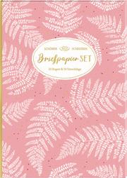 Briefpapier-Set - All about rosé - Cover