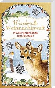 Geschenkanhänger - Wundervolle Weihnachtswelt - Cover