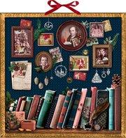 Adventspoesie mit deutschen Dichtern - Cover