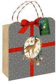 Geschenktüte 'Oh du schöne Weihnachtszeit' - Cover