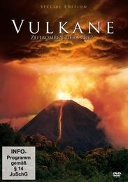 Vulkane - Zeitbomben der Erde - Cover