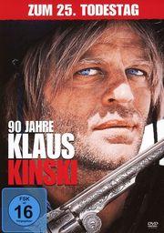 Klaus Kinski - 90 Jahre