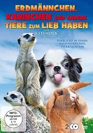 Erdmännchen, Kaninchen und andere Tiere zum Lieb haben - Cover