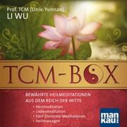 TCM-Box: Bewährte Heilmeditationen aus dem Reich der Mitte - Cover