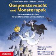 Gespensternacht und Monsterspuk - Cover