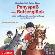 Ponyspaß und Reiterglück - Cover