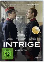 Intrige - Cover
