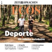 Spanisch lernen Audio - Sport - eine gesundheitsfördernde Angewohnheit - Cover