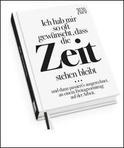 FUNI SMART ART Taschenkalender 2020 - Terminplaner mit Wochenkalendarium - Format 11,3 x 16,3 cm