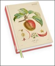 Apfel von Poiteau - Taschenkalender 2020 - Terminplaner mit Wochenkalendarium - Format 11,3 x 16,3 cm