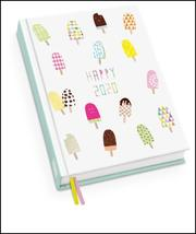 Happy Ice 2020 - Taschenkalender - Terminplaner mit Wochenkalendarium - Format 11,3 x 16,3 cm