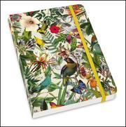 Notizbuch floral 2020 - Portico Designs - Format DIN A5