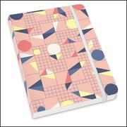 Notizbuch 'Testbild' 2020 - Haferkorn & Sauerbrey - Format DIN A5