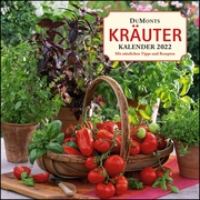 DuMonts Kräuter-Kalender 2022 - Cover