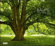 Bäume 2022 - Wandkalender 58,4 x 48,5 cm - Spiralbindung