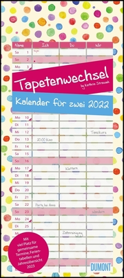 Tapetenwechsel 2022 - Cover