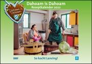 Dahoam is Dahoam 2022 - Cover