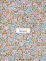 Gefährlich schön Geschenkpapier-Heft - Motiv Rosa Blüten
