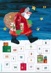 Die kleine Raupe Nimmersatt - Mein Adventskalender