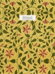 Gefährlich schön Geschenkpapier-Heft - Motiv Rote Blume