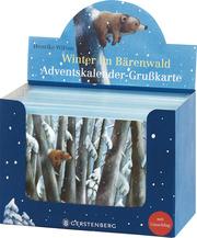VE Winter im Bärenwald Adventskalender-Grußkarten 20 Ex.