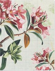 Die Gärten der Künstler Großes Notizheft (A5) Motiv Blütenstrauch