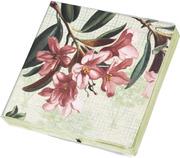 Die Gärten der Künstler Papierservietten Motiv Blütenstrauch
