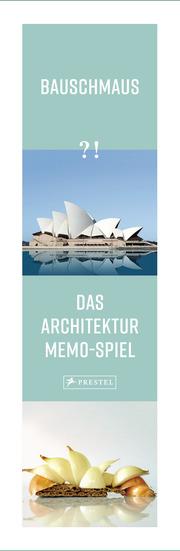 Bauschmaus - Architektur-Memo (Spiel)